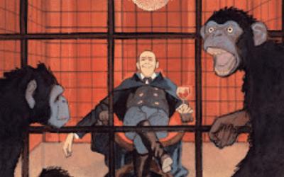 Le Antilogie di Mercurio – La somiglianza con una scimmia. Mercurio Loi 9 (Gennaio 2018)