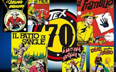 TEX: 70 ANNI DI RECENSIONI: 1960