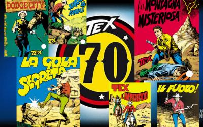 Tex, 70 anni di recensioni: 1961