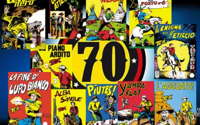 Tex – 70 anni di recensioni – 1962