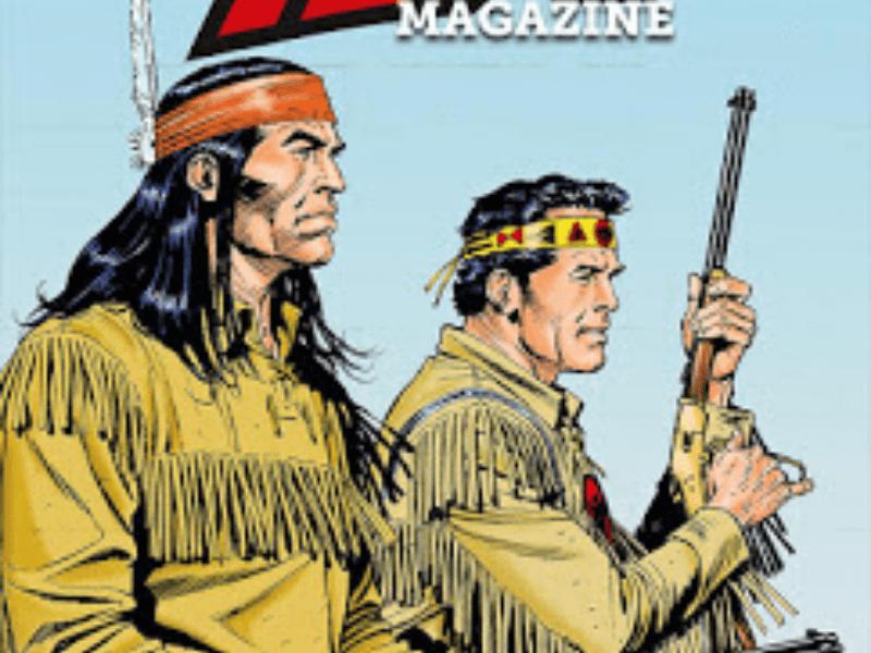 Tex Magazine 2018 (Gennaio 2018)