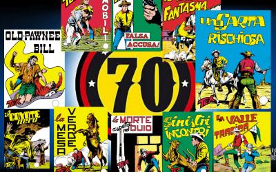 TEX: 70 ANNI DI RECENSIONI – 1963