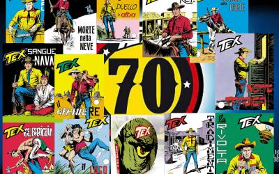 Tex: 70 anni di recensioni – 1965