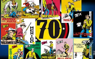 Tex – 70 anni di recensioni: 1966