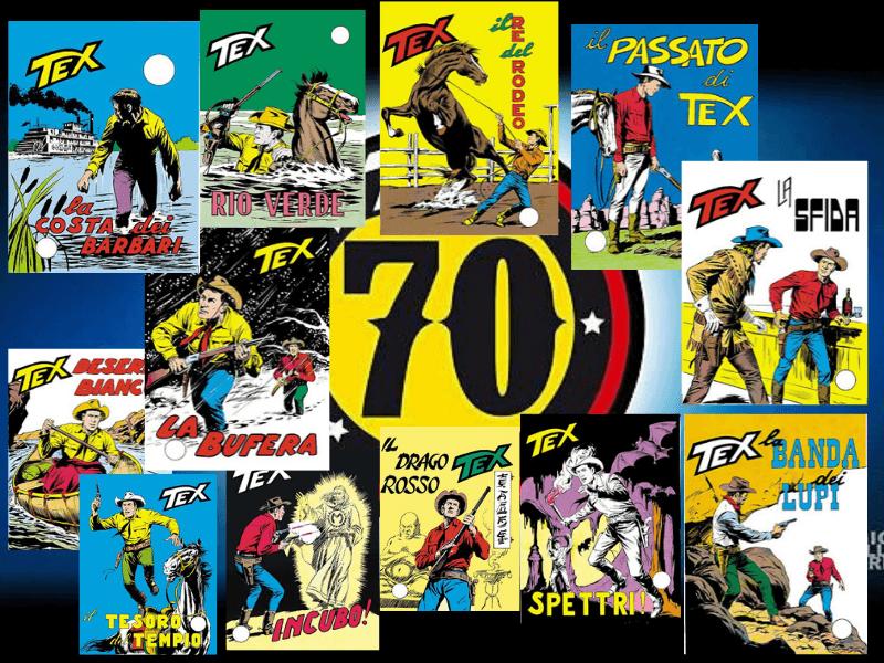 Tex 70 anni di recensioni – 1967