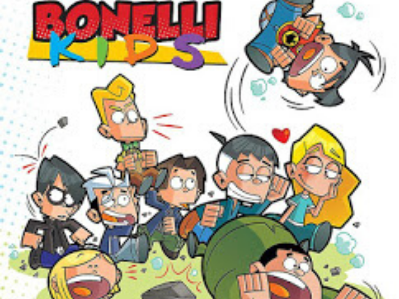 La linea Bonelli Young: The story so far… (2ª puntata: i Bonelli Kids)