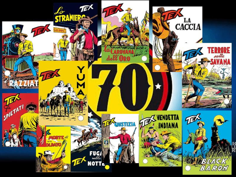 Tex 70 anni di recensioni – 1968