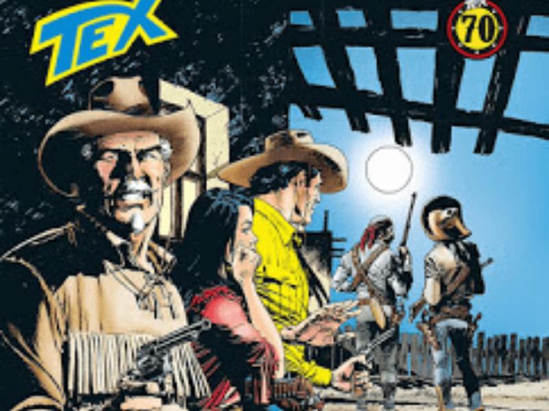 Le Schiave del Messico – Tex 690 (Aprile 2018)