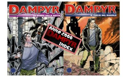 Dampyr Index – Il figlio del diavolo (D1-2)