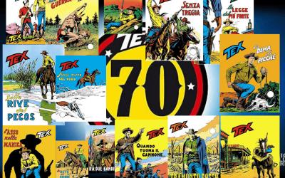 Tex: 70 anni di recensioni – 1970