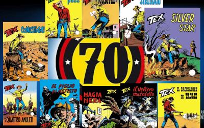 Tex 70 anni di recensioni: 1971