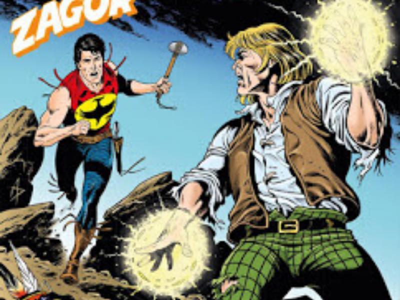 La follia di Thunderman – Zagor 636 (luglio 2018)