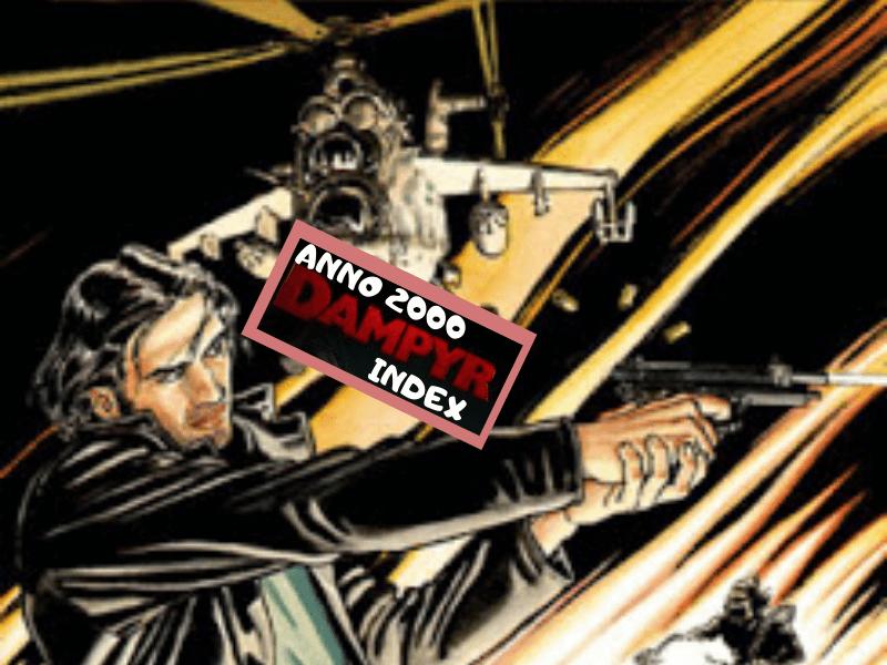 Dampyr Index – Notturno in rosso (D4)