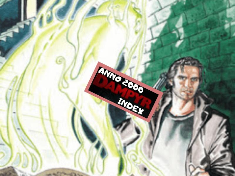 Dampyr Index – Dalle Tenebre (D8)