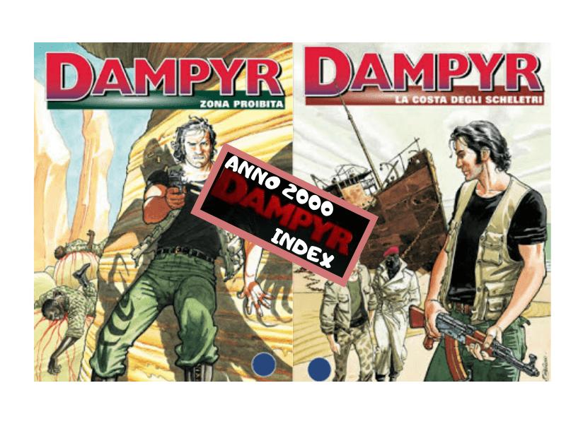 Dampyr Index – La costa degli scheletri (D6/7)