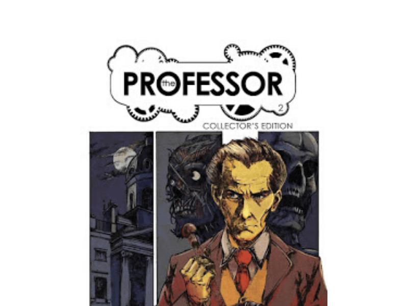 Ancora un mese per The Professor Collector's Edition
