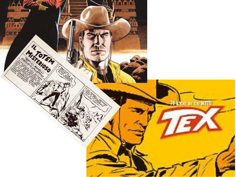 70 anni di recensioni per un solo eroe: Tex Willer!