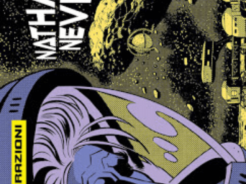 Base lunare Alfa – Nathan Never Generazioni 4 (agosto 2018)