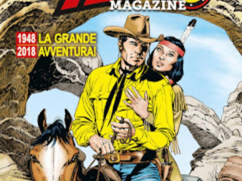 Tex Magazine – Tex 70 (settembre 2018)
