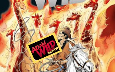 Adam Wild Review – L'incubo della giraffa (AW n.6)