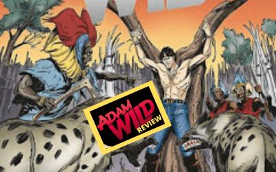 Adam Wild Review – Il signore delle iene (AW n.8)