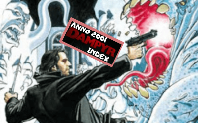 Dampyr Index – Casa di sangue (D10)