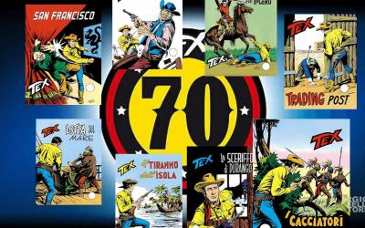 Tex 70 di anni di recensioni: 1973