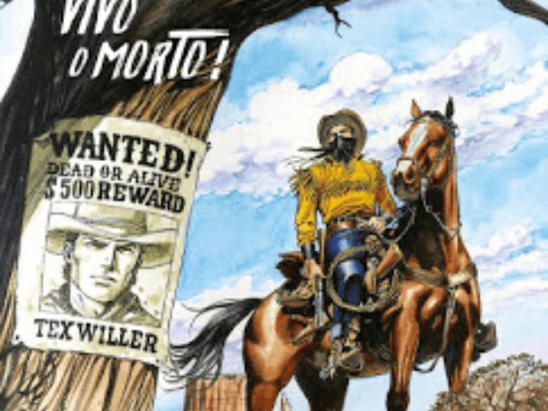 Vivo o morto! – Tex Willer n.1 (novembre 2018)