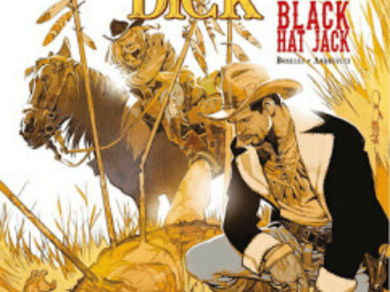 Black Hat Jack – Deadwood Dick n.5 (novembre 2018)