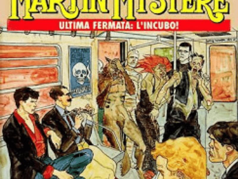 Dylan Dog & Martin Mystère – gli incontri del 1990 e 1992