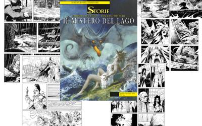 Le interviste agli autori: Tommaso Bianchi (Le storie 75 Il mistero del lago)