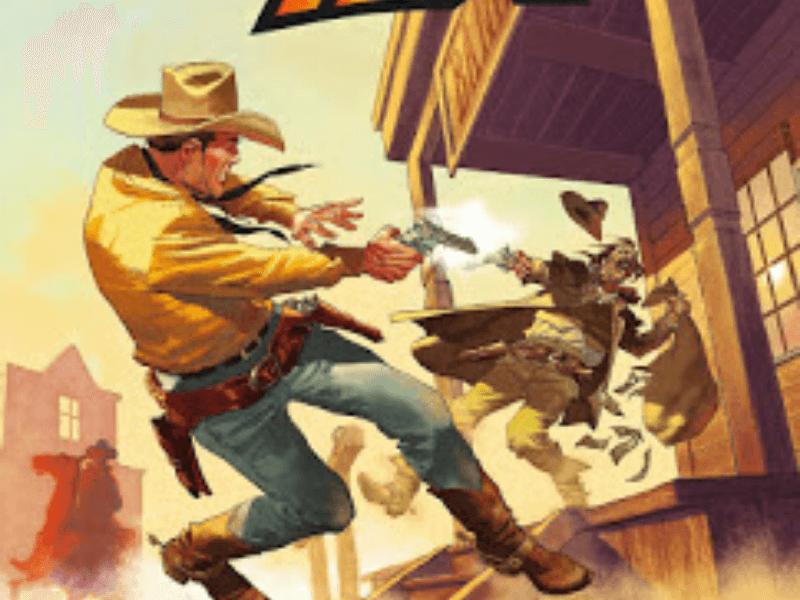 L'apache bianco e altre storie – Color Tex n.14 (novembre 2018)