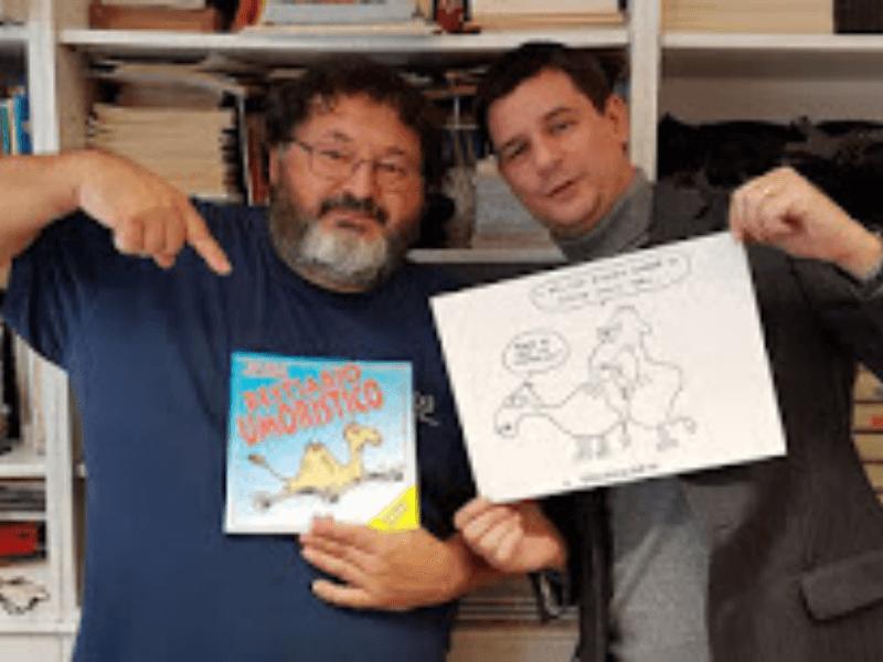 Il bestiario umoristico di Tino Adamo e Luca Barbieri