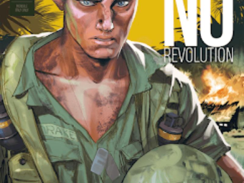 Brucia, ragazzo, brucia! – Mister No Revolution 1 (dicembre 2018)