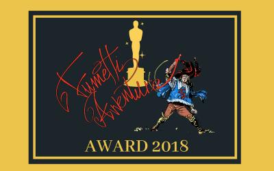 FUMETTIAVVENTURA AWARD 2018