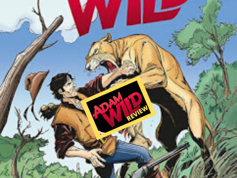 Adam Wild Review – I Giovani Leoni (AW n.9)