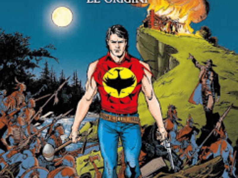Zagor Le Origini (ed. libreria – gennaio 2019)