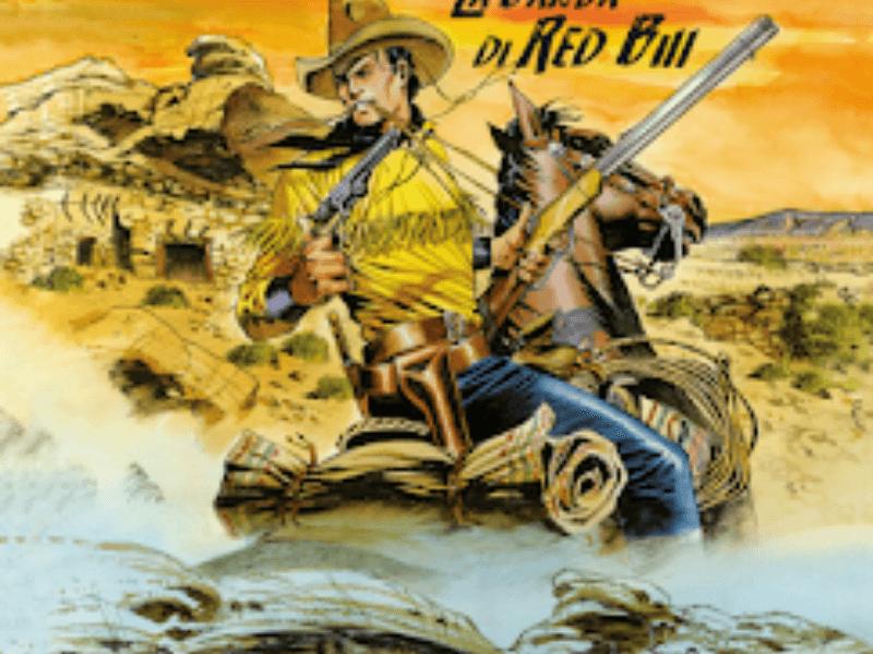 La banda di Red Bill – Tex Willer n.2 (dicembre 2018)