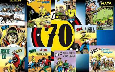 Tex 70 anni di recensioni: 1974