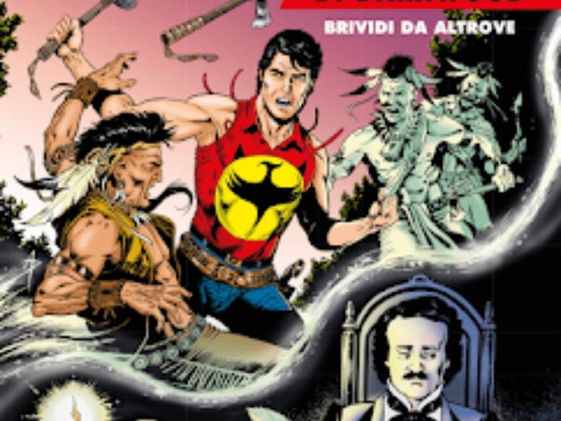 I Racconti di Darkwood – Brividi da Altrove – Maxi Zagor n.35 (gennaio 2019)