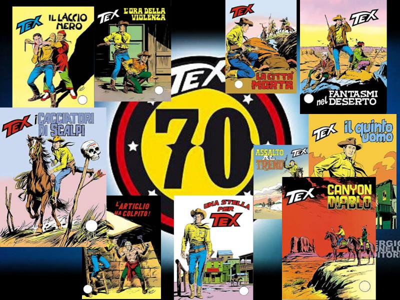 Tex 70 anni di recensioni: 1975