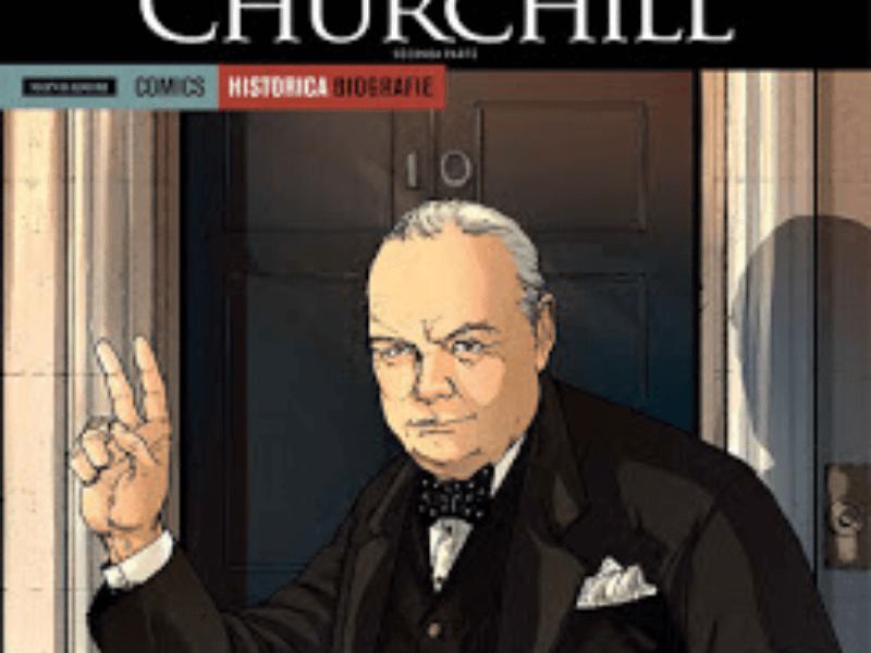 Churchill – Historica Comics Mondadori (Le Biografie)