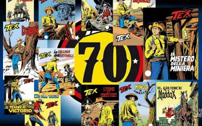 Tex 70 anni di recensioni: 1976