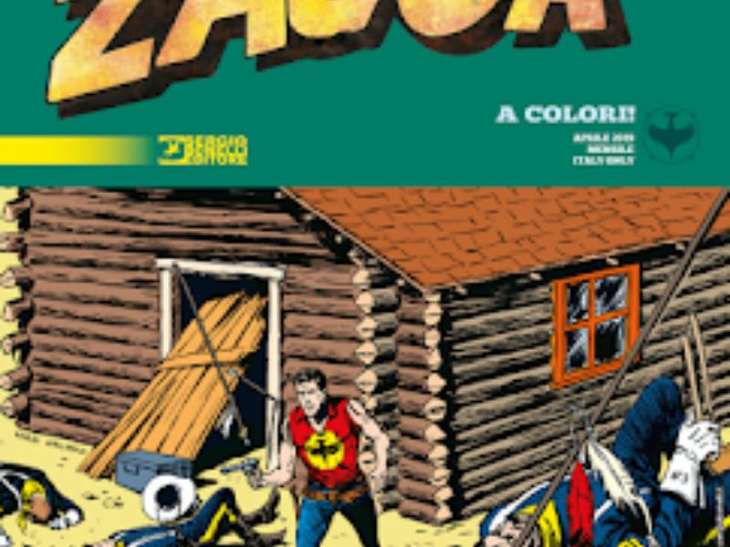 Tradimento! – Zagor Classic n.2 (aprile 2019)