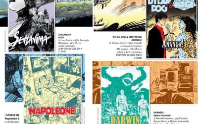 Tra novità e ritorni in casa Bonelli: 4 fumetti per giugno 2019