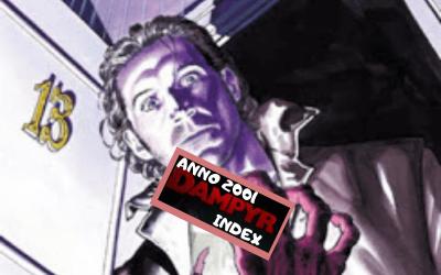 Dampyr Index: Il Conte Magnus (D17)