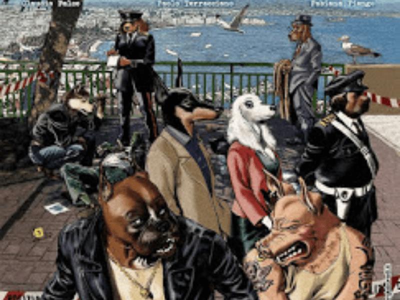 I Bastardi di Pizzofalcone (ed. libreria aprile 2019)