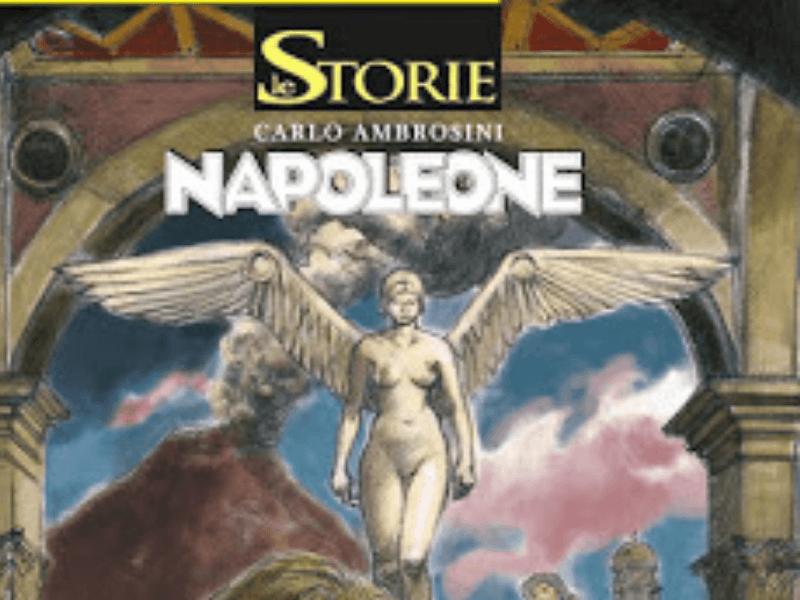 Napoleone 1 Le ali di Allegra – Le Storie n.81 (giugno 2019)