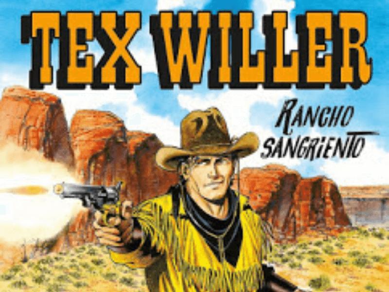 Rancho Sangriento – Tex Willer n.7 (maggio 2019)