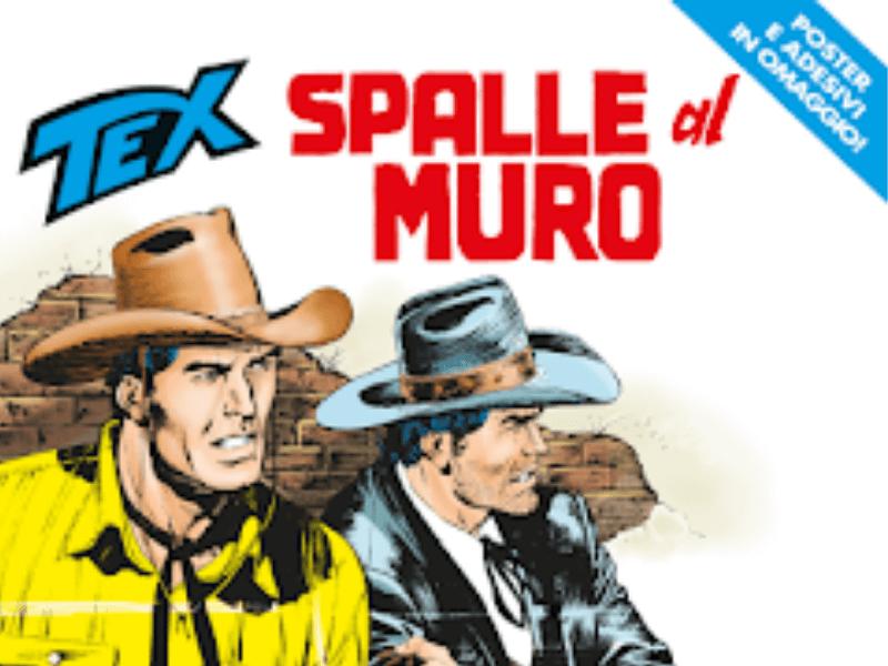 Spalle al muro – Tex n.704 (giugno 2019)